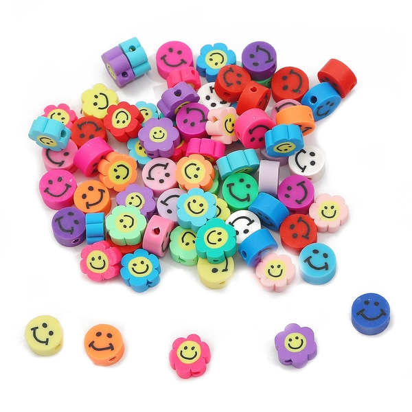 smiley beads from fabulous_diy.ph