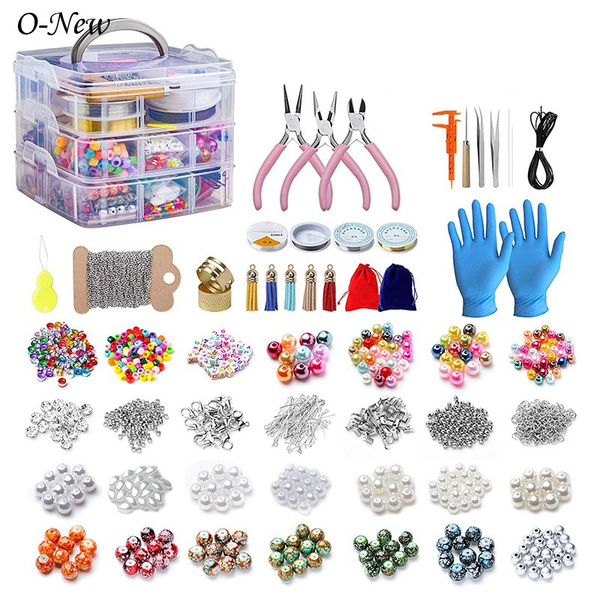 O-New's bead kit and other accessories