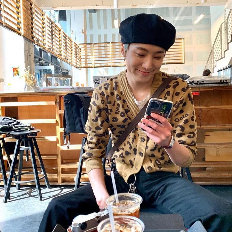 Kang Seung Yoon's Instagram