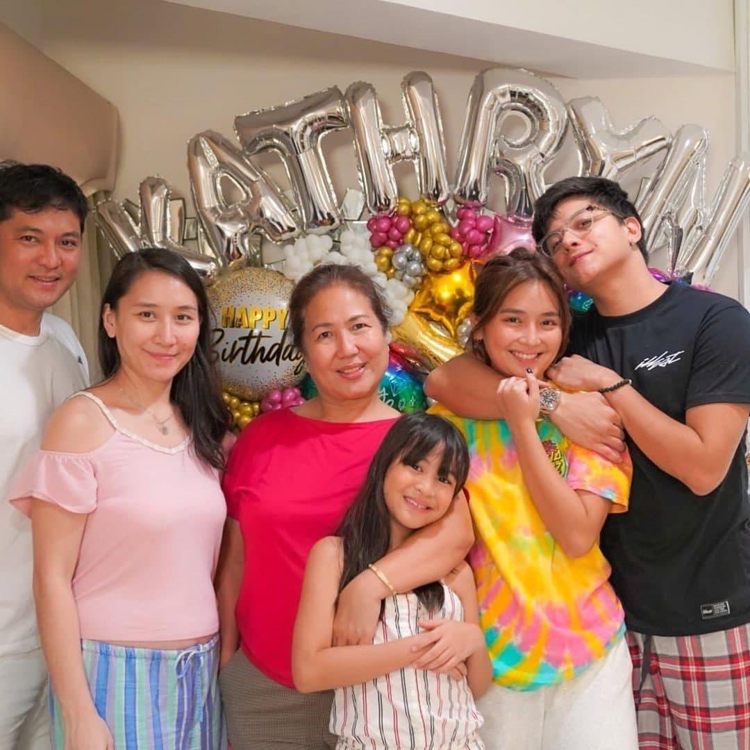 Kathryn Bernardo's 25th birthday celebration
