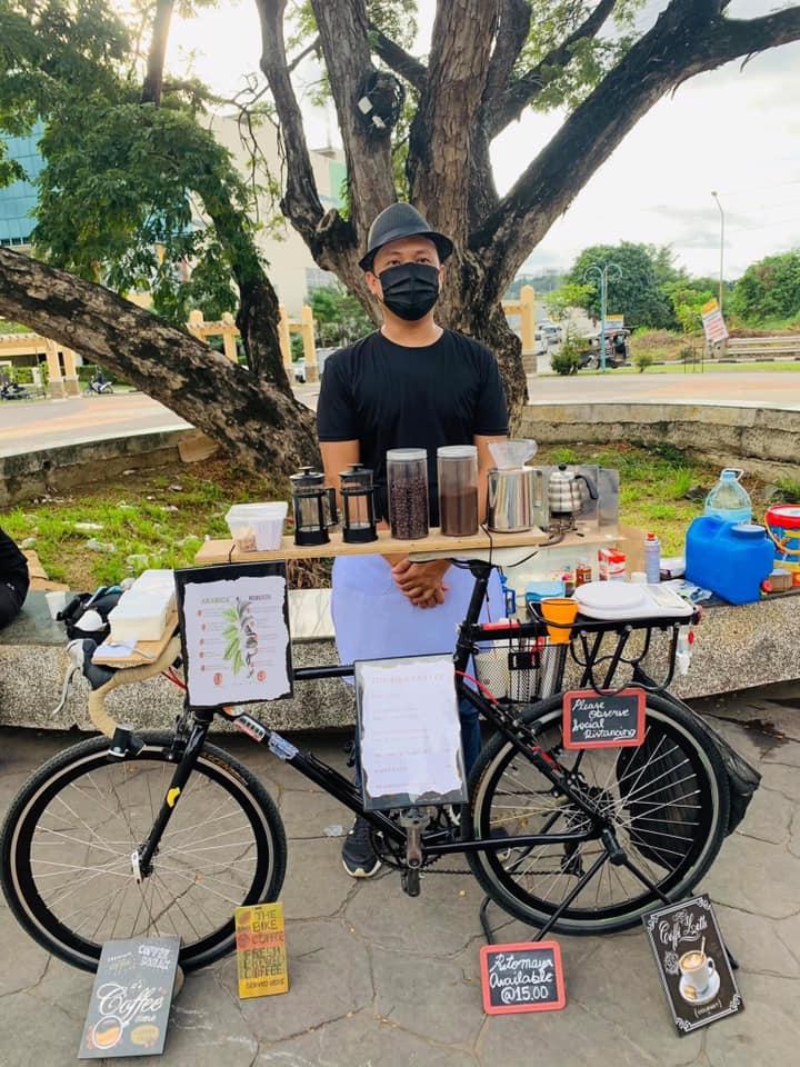 The story behind The Bike Coffee CDO
