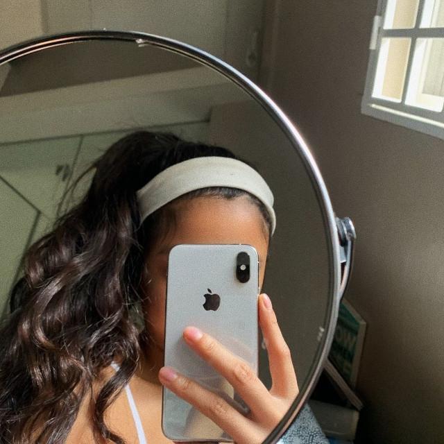 small mirror selfie: Ylona Garcia