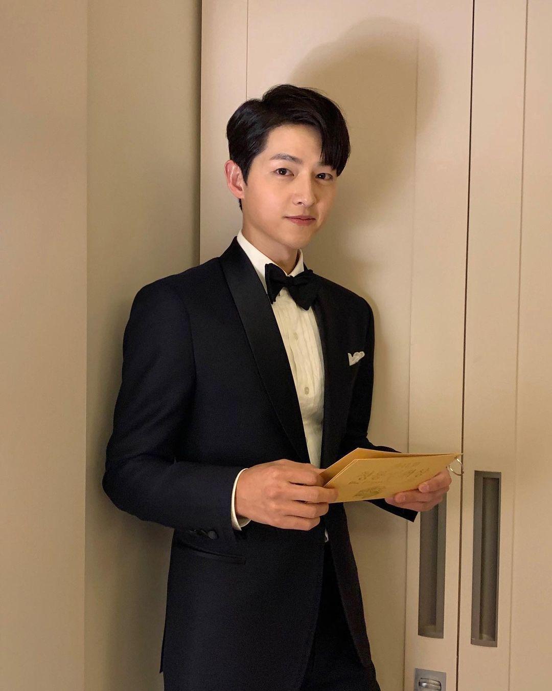 Song Joong Ki new projects
