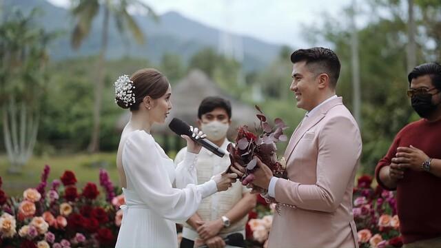 Jessy Mendiola Luis Manzano wedding