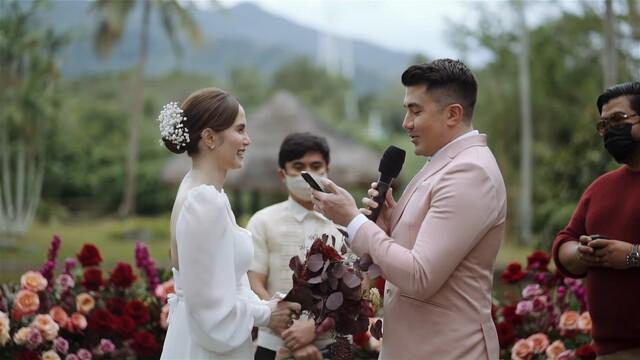 jessy and luis wedding