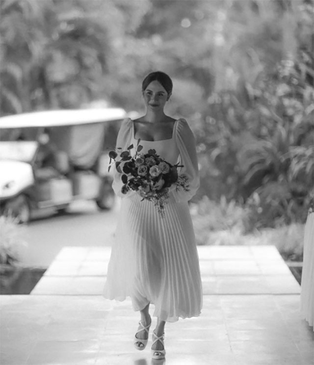 Jessy Mendiola wedding gown by Patricia Santos