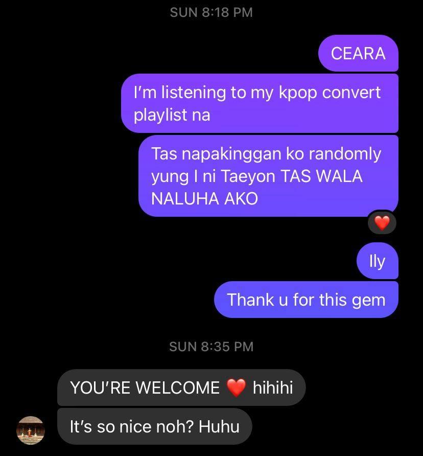 Converted K-pop fan experience