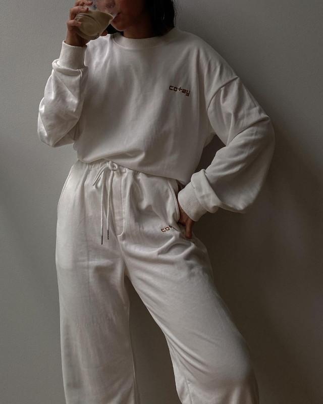 Ida Anduyan white outfit idea 2