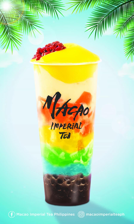 Macao Imperial Tea: Cheesecake Halo-Halo