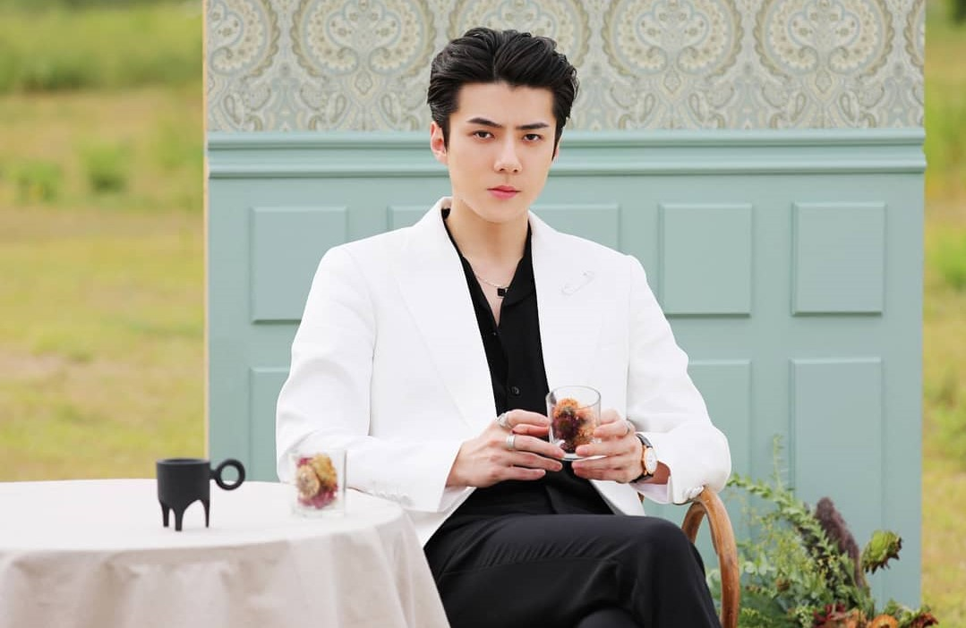 EXO's Sehun in Now We Are Breaking Up