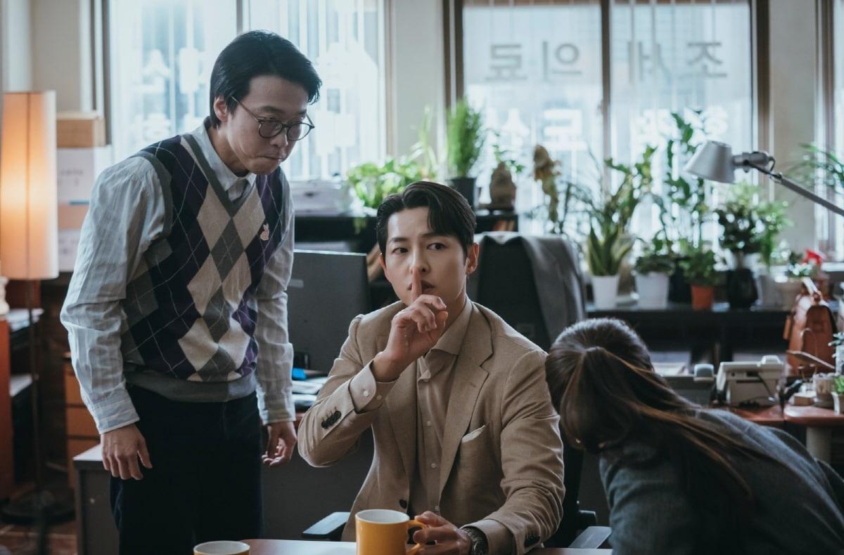 Yoon Byung Hee in Vincenzo