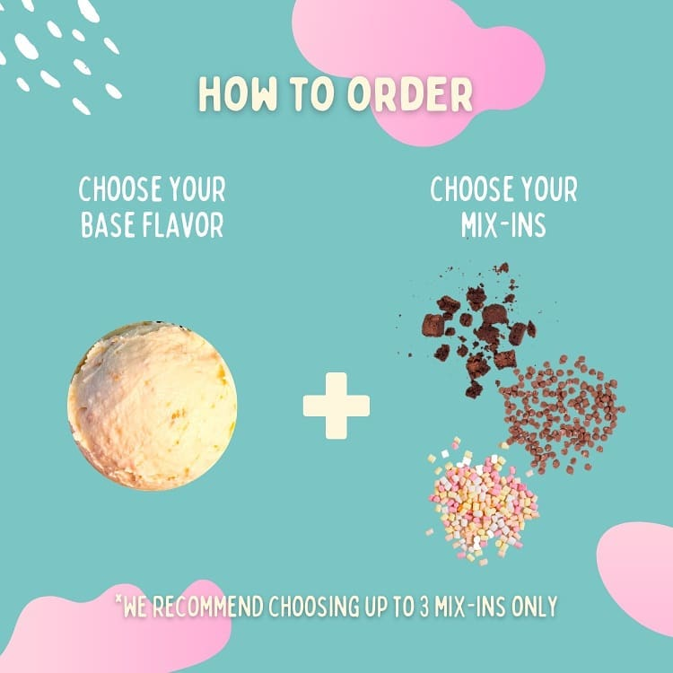 The Dairy Grind: Craft Your Own Ice Cream step 2