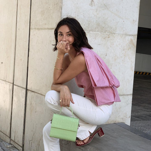Pink Outfit Idea: Mari Jasmine