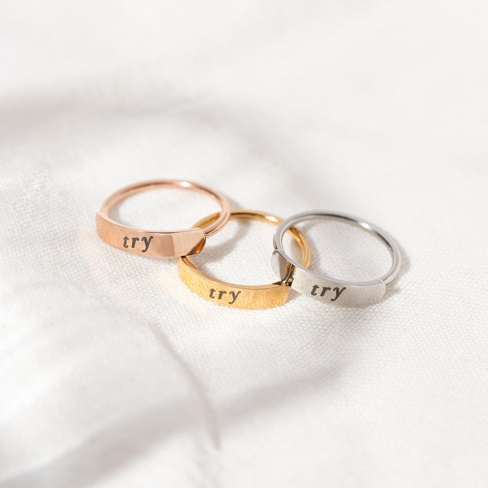 Ayn Bernos x Talaala PH jewelry collection: rings