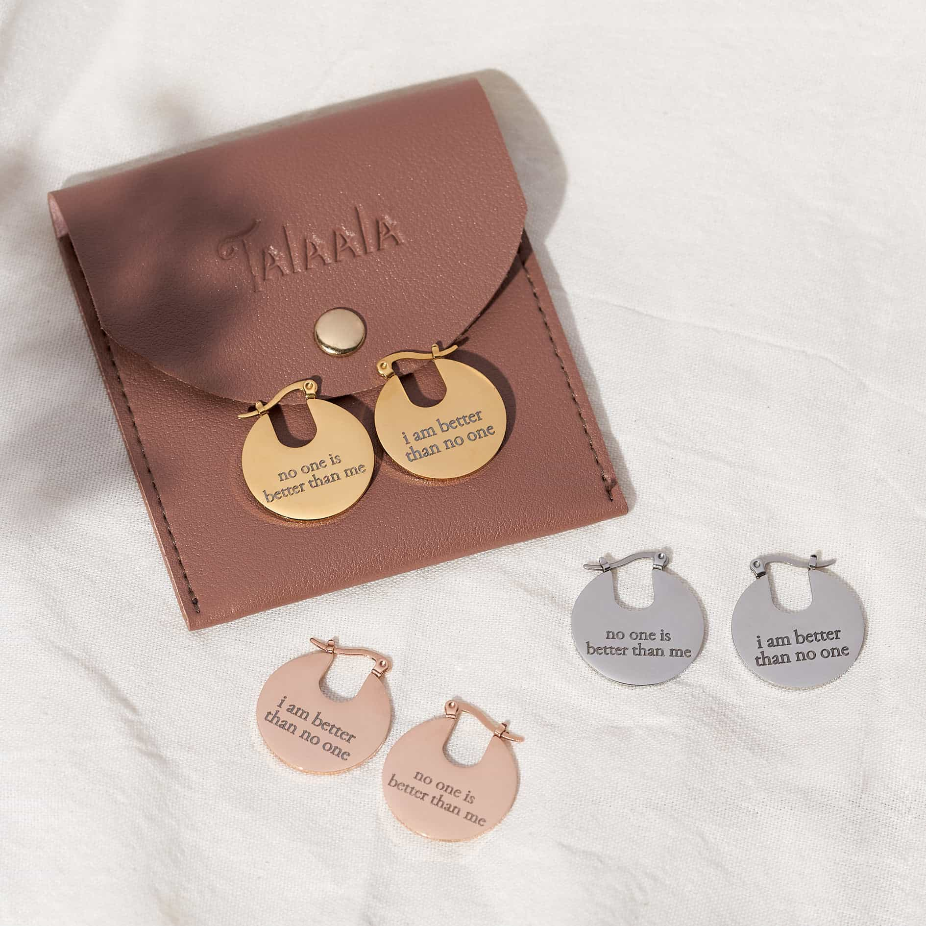 Ayn Bernos x Talaala PH jewelry collection: earrings