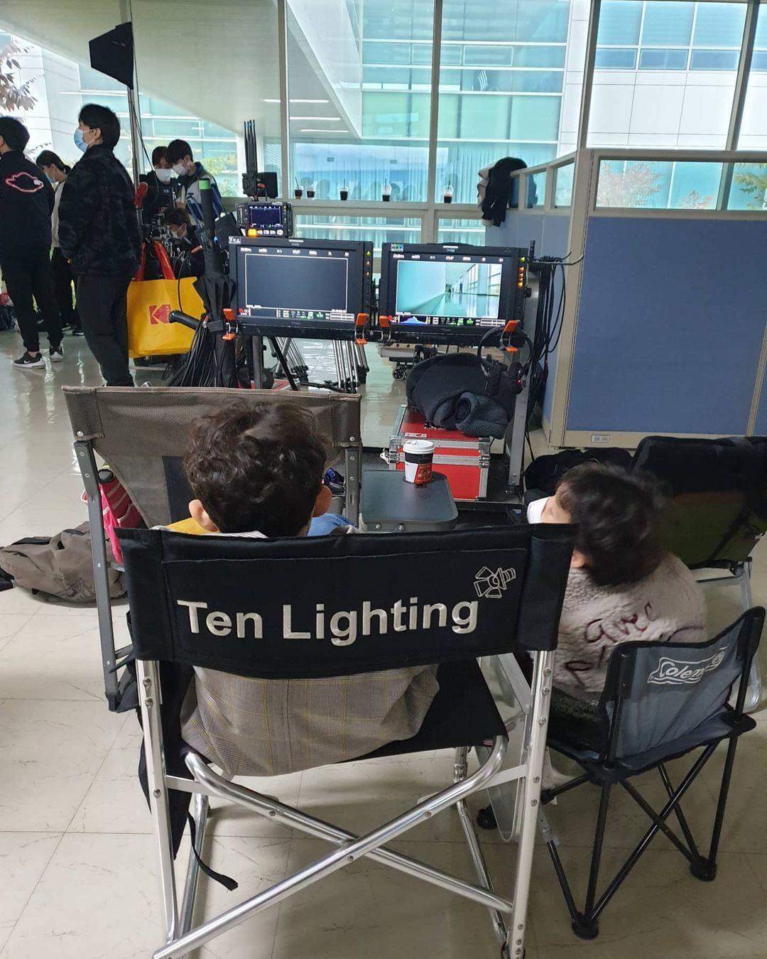 Song Joong Ki's nephews