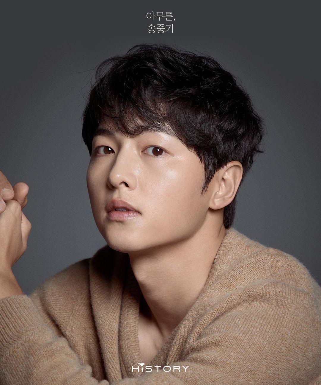 Song Joong Ki best actor nominee 57th Baeksang Arts Awards