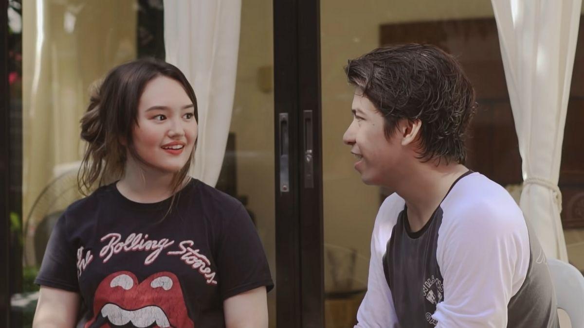 Nash Aguas and Mika Dela Cruz girlfriend tag video