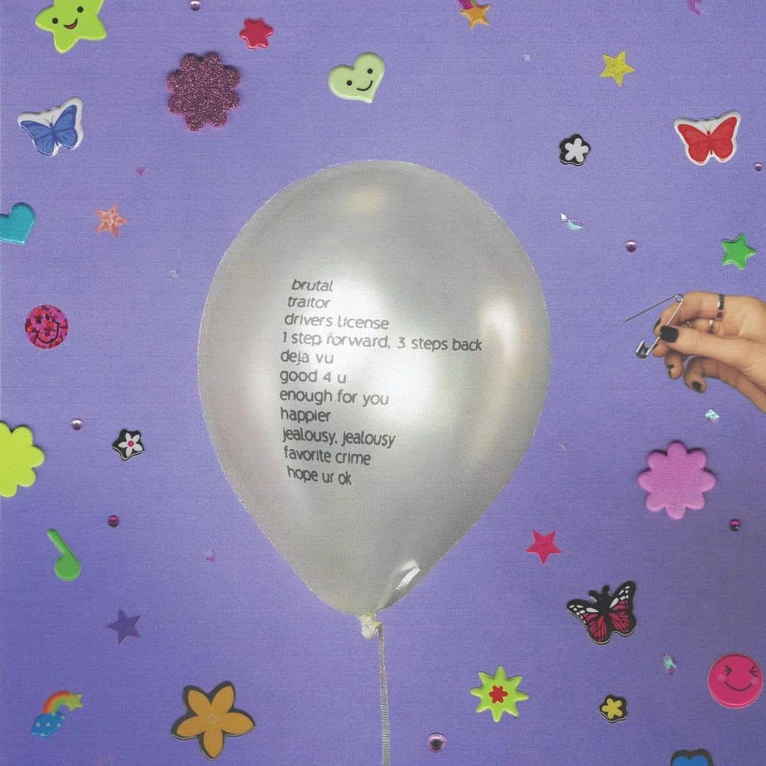 Olivia Rodrigo announces debut album, Sour