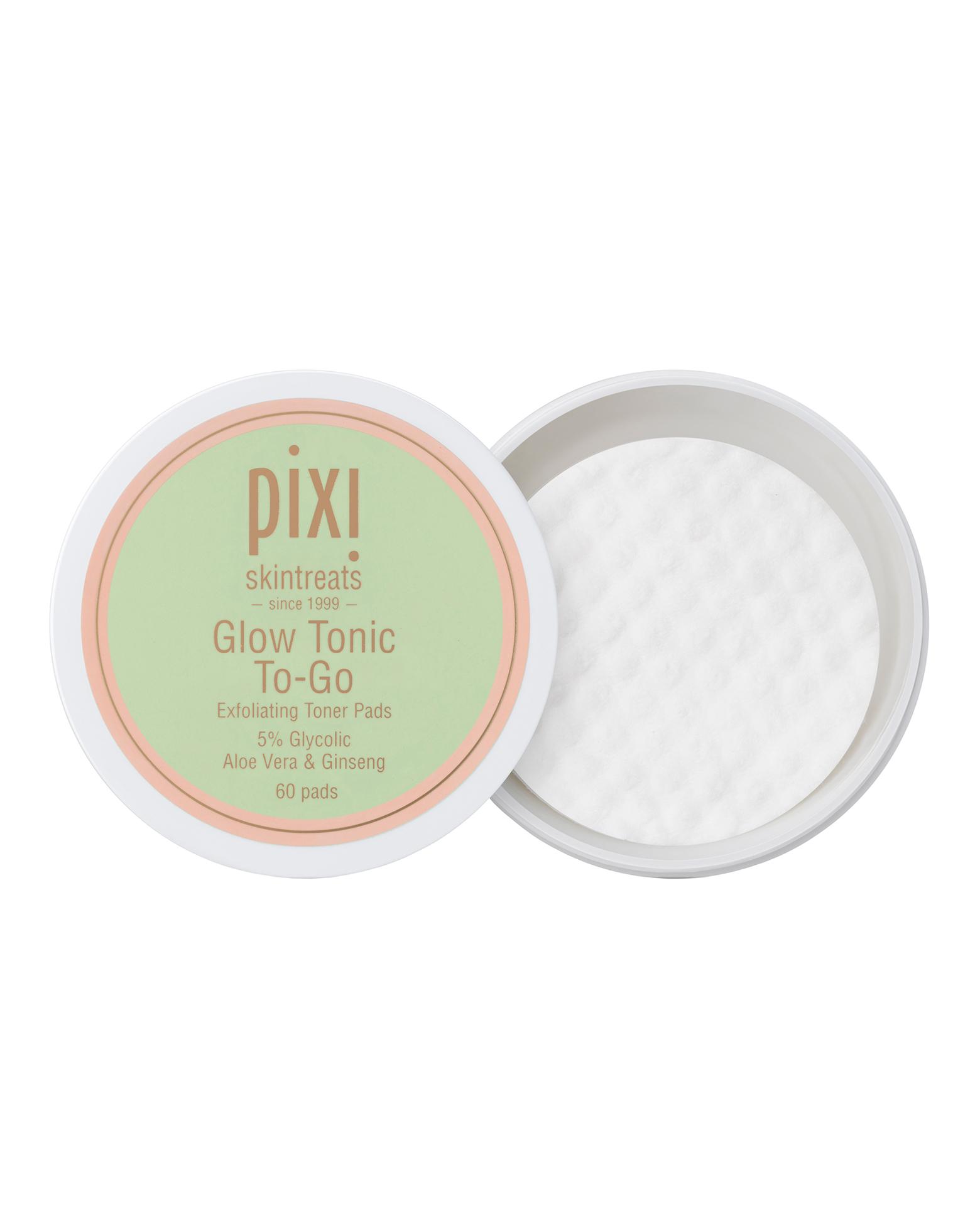 Pixi Glow Tonic To-Go Exfoliating Toner Pads