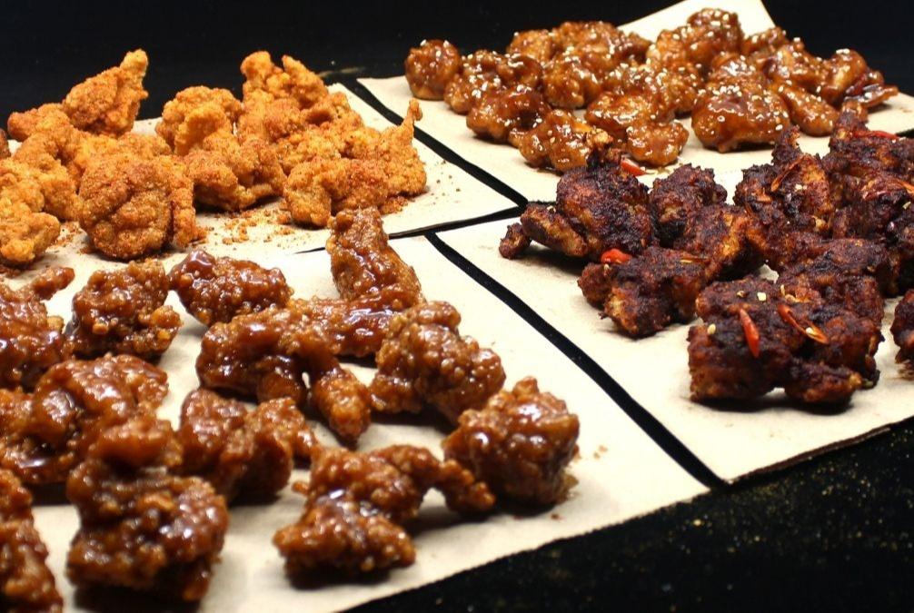 Korean fried chicken: Rock Seoul PH