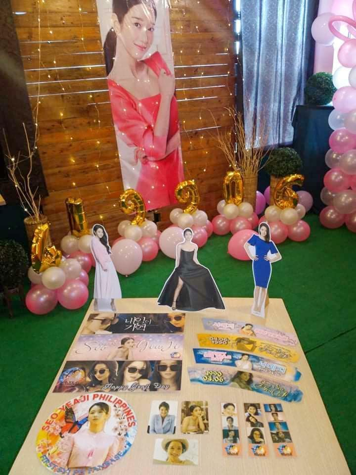 Seo Ye Ji Philippines' fan projects