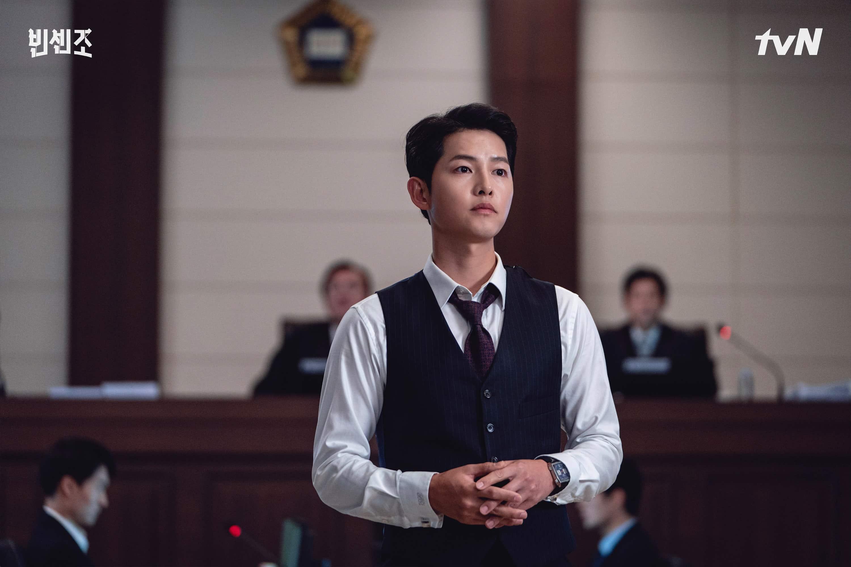 Song Joong Ki's best scenes in Vincenzo