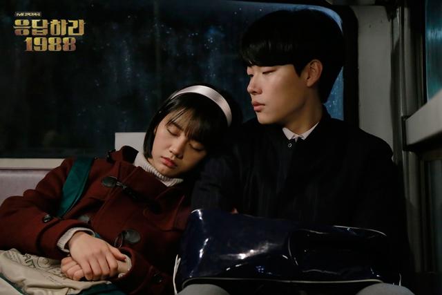 Common K-drama scenes