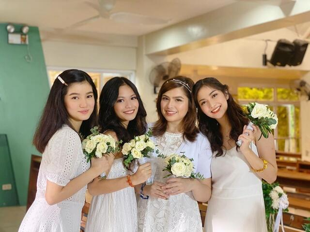four sisters before the wedding cast