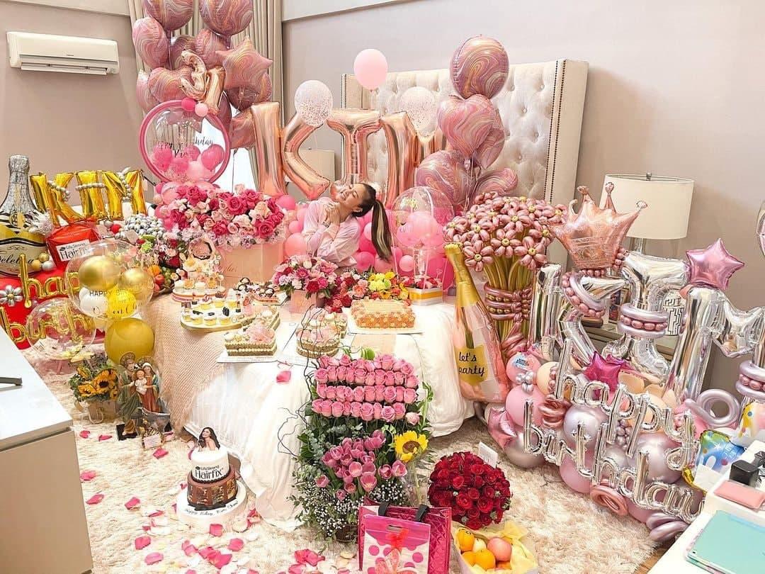 Kim Chiu's birthday celebration