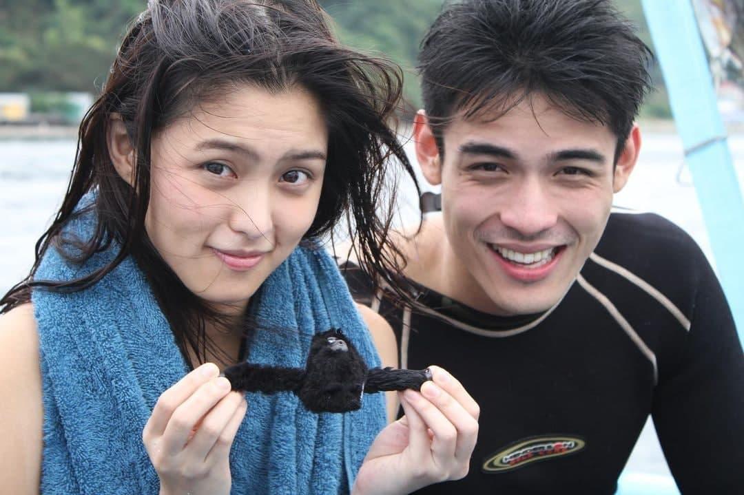 Xian Lim and Kim Chiu from 2012