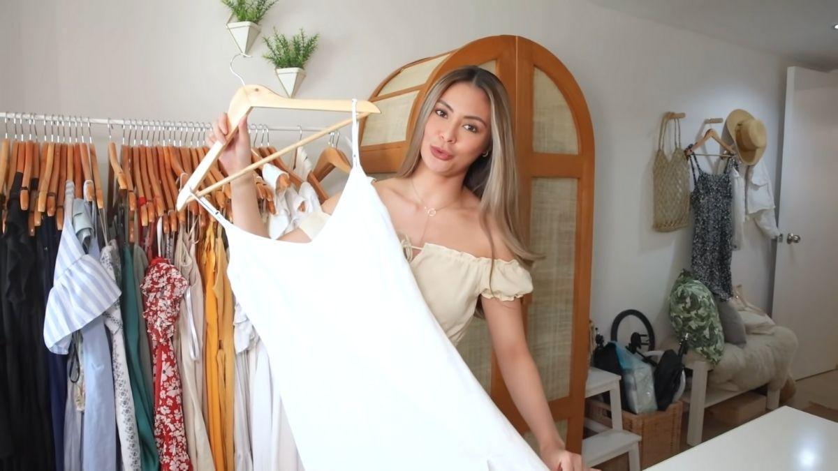 Sam Pinto's closer tour: her dresses