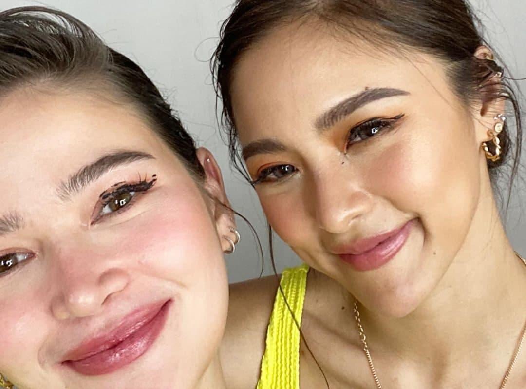 Bella Padilla and Kim Chiu