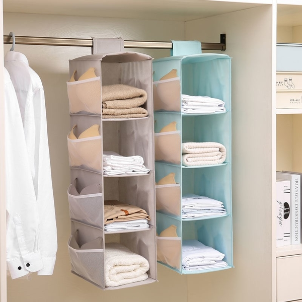 Underwear storage hanging bag