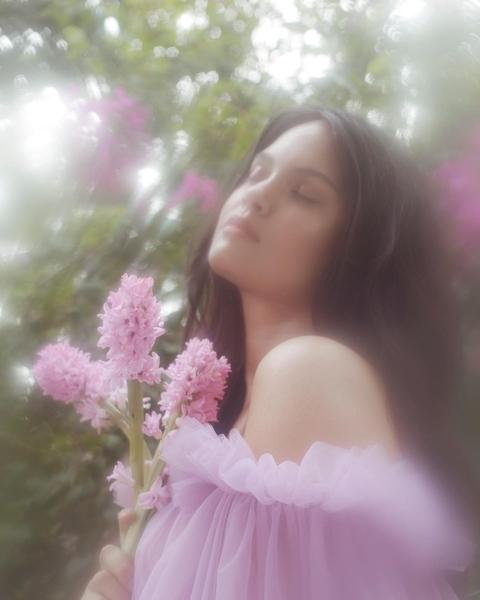A dreamy photo of Leila Alcasid