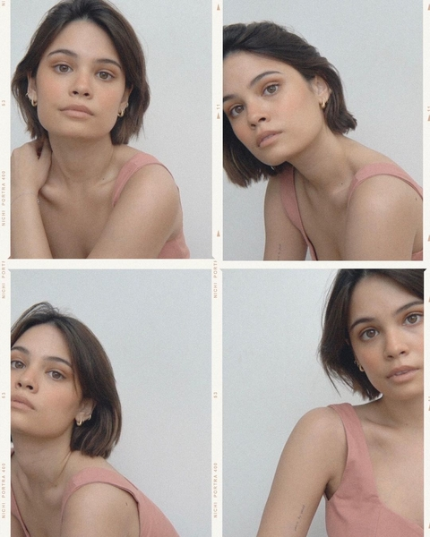Photobooth pictures of Leila Alcasid