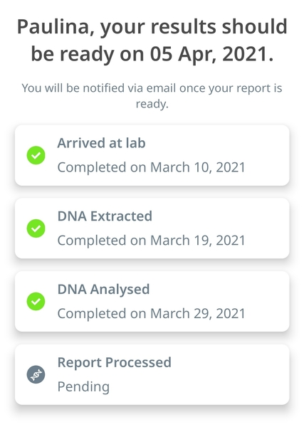CircleDNA: status update