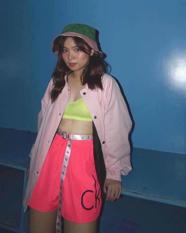 Sharlene San Pedro Cute Casual Outfit 9