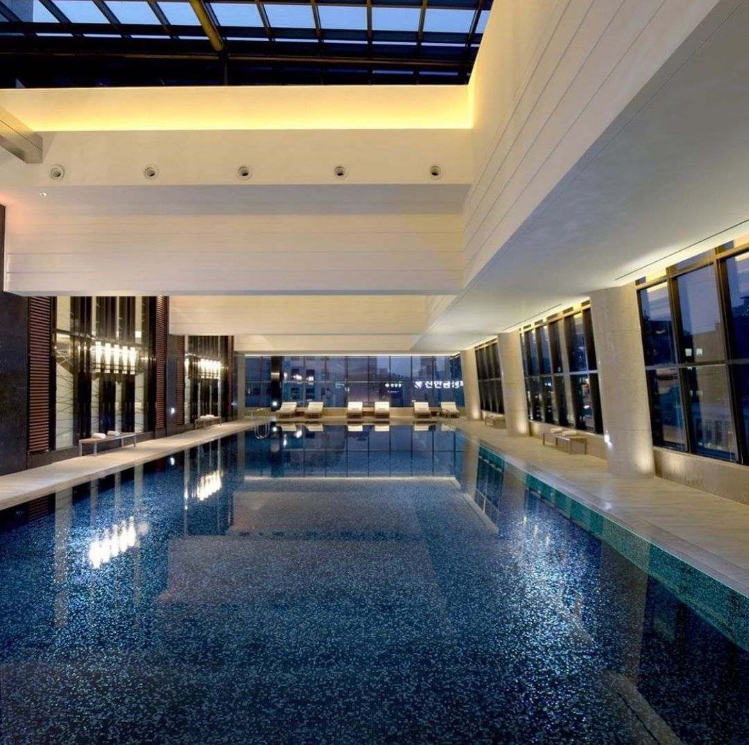 This is the hotel in Seoul where Vincenzo and Start-Up were filmed