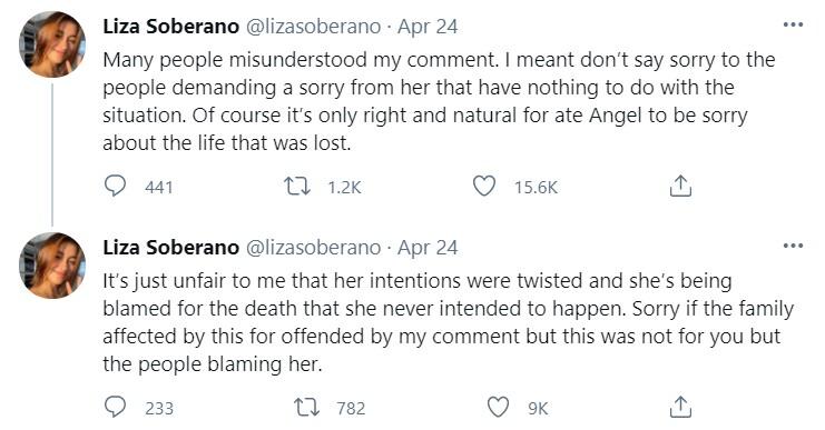 liza soberano twitter
