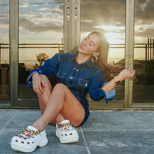 Crocs Outfit: Melissa Gohing