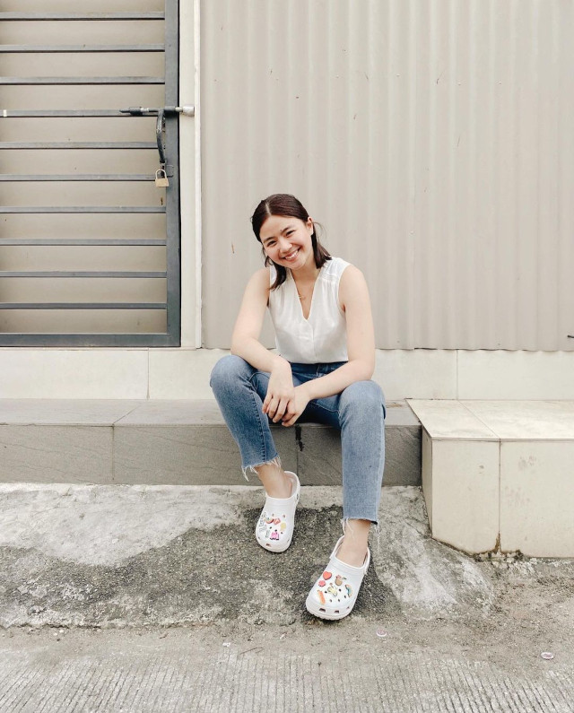 Crocs Outfit: Miles Ocampo