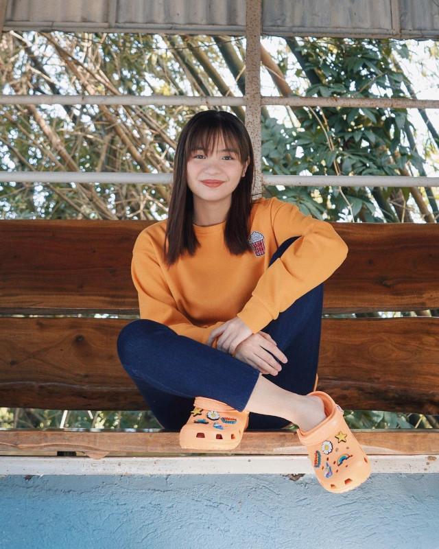 Crocs Outfit: Sharlene San Pedro