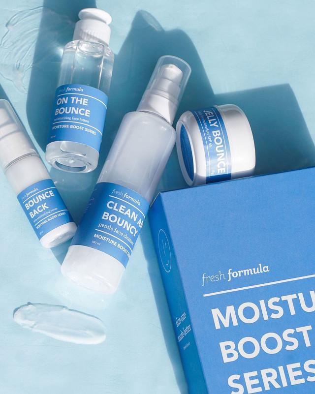 Fresh Formula Moisture Boost Series