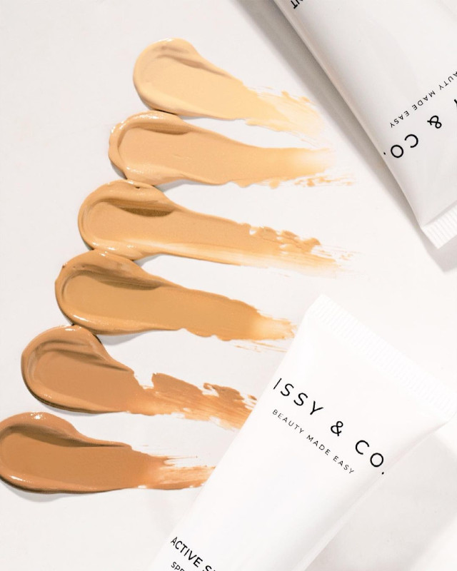 Issy and Co. Active Skin Tint SPF 35