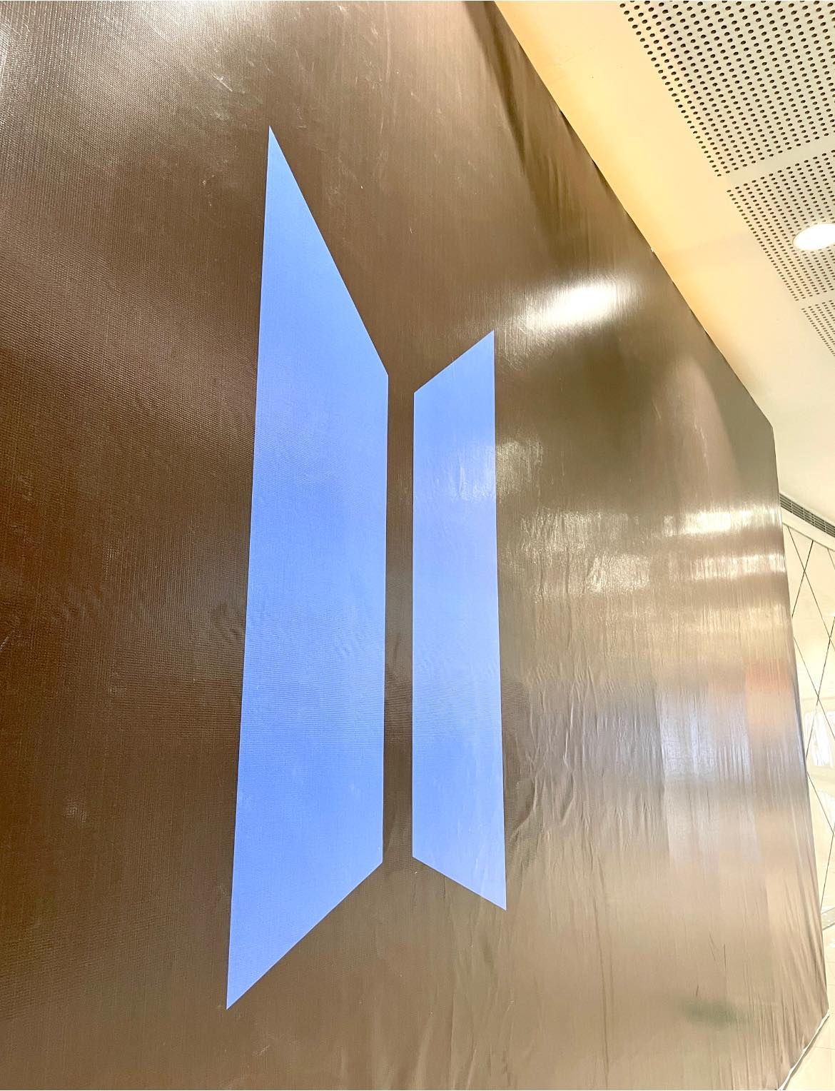 Where is the BTS Pop-Up Store in the Philippines located?