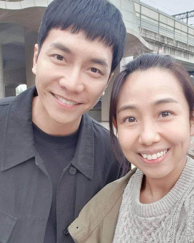 pinay actress with lee seung gi