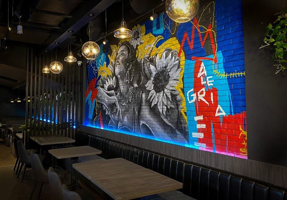 Alegria Singapura opened its doors on April 22, 2021