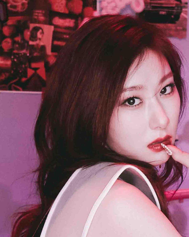ITZY member Chaeryeong