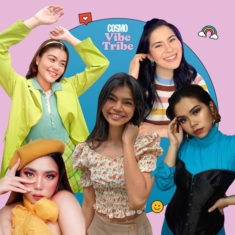 Cosmo Vibe Tribe Batch 1 group 1